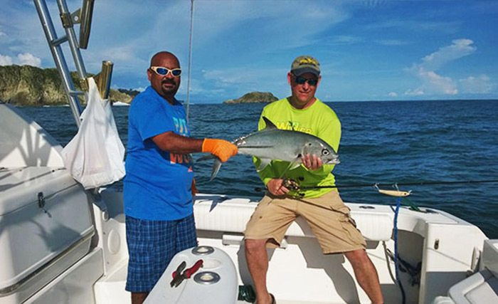 Costa Rica Charter Fishing